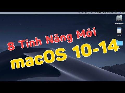 8 tính năng nổi bật trên macOS 10.14 Mojave | NETON