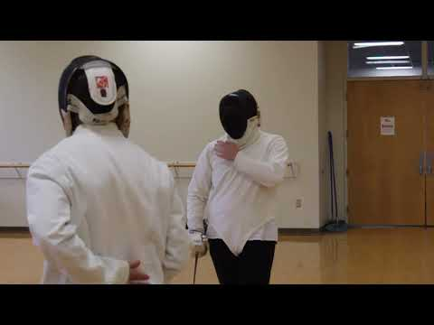 OU Olympic Sport Fencing Team Invites Beginners, Experienced to Join
