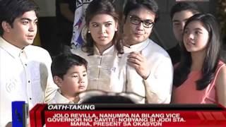 News5E | JODI SA OATH TAKING NI JOLO