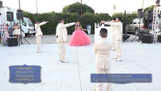Quinceañera Video: Walts and Drone Footage