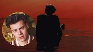 Harry Styles Teases NEW Single & Reveals Track Name