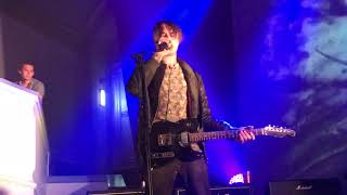 The Libertines - Bangkok [ live @ Grand Hall, Kilmarnock, 19-09-17]