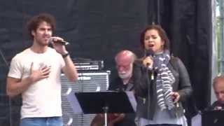 A Whole New World ( Lea Salonga and Darren Criss  at Elsie Fest 2015 )