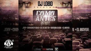 Shadow Blow - Como Antes (Remix) ft. El Mayor Clasico, Plan B, De la Ghetto [Official Audio]