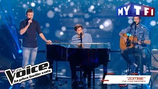 Incantèsimu - « Zombie » (The Cranberries) | The Voice France 2017 | Blind Audition