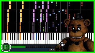 "IMPOSSIBLE REMIX - ""Five Nights at Freddy's Song"" The Living Tombstone"