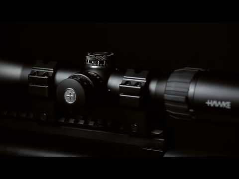 Video: Hawke Sport Optics 2.5-15x50 AO Frontier 30 Rifle Scope | Pyramyd Air
