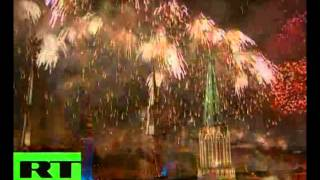 Tchaikovsky - 1812 Overture. Moscow, Victory Day