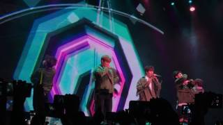 [FANCAM] 24K Concert in Moscow 170402 Hey You (오늘 예쁘네)