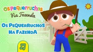 Os Pequerruchos - Os Pequerruchos Na Fazenda [DVD na Fazenda]