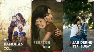 New Maa Full Screen Whatsapp Status | Ye Bandhan To Pyar Ka Bandhan hai full screen status |