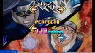 StepMania: Naruto OST - Heavy Violence, Challenge