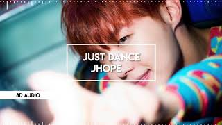 BTS (방탄소년단) Trivia 起: Just Dance J-Hope 8D Audio [USE HEADPHONES]