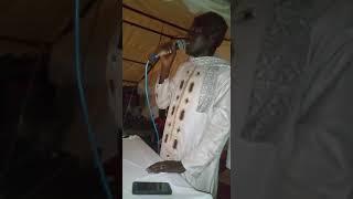 Encore Alioune ciss chante talibé cheikh