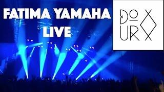 FATIMA YAMAHA Live @ Dour 2016