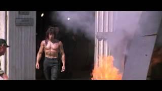 Rambo II 1985 scena finale