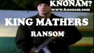 KING MATHERS - RANSOM