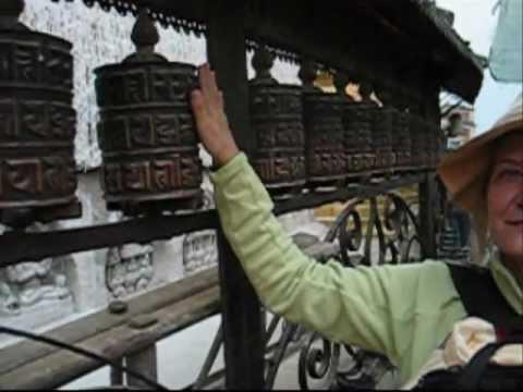 Exploring Kathmandu – Nepal.wmv