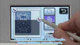 ScannCut - Como digitalizar para cortar desenhos complexos