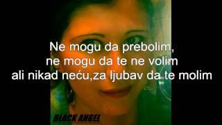 Black Angel - Ne mogu da prebolim (Croatian rap)