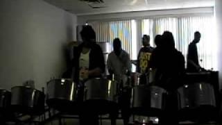 Caribe Steel Orchestra - Rajin Jheem Jheem Jhoom