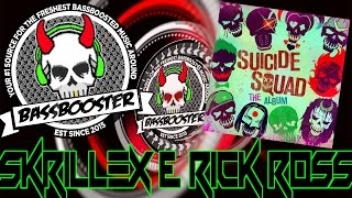 Skrillex Rick Ross - Purple Lamborghini【BassBoosted】