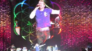 """Coldplay - """"A Head Full Of Dreams"""" Live Mexico City, Foro Sol (Abril 16, 2016)"""