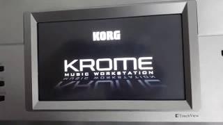 Descarga y Instalación NUEVA Actualización KORG KROME 1.0.4 2018
