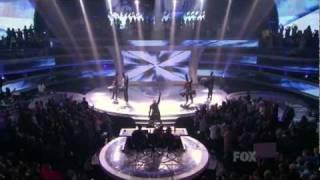James Durbin - Uprising (Muse) - American Idol 2011 Top 7 - 04/20/11