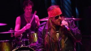 "Appetite For Destruction - ""LIVE AND LET DIE"" Live @ Throttle Fest 2015 in Myrtle Beach SC"