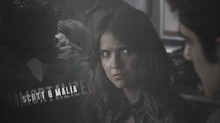 Scott & Malia | We Go Down Together (6x16)