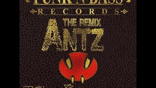 FUNK N BASS RECORDS ANTZ THE REMIXES LXK MIX
