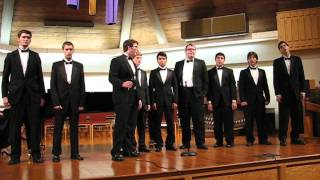 Men's choir Acapella cover of Lion Sleeps tonight