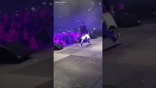 Mi Gna Maître Gims sings in Armenian LIVE