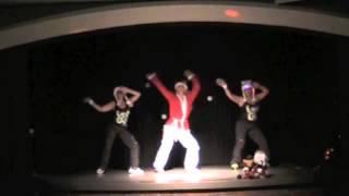 ZUMBA® CHRISTMAS 2012 SAMBA ( REMIX DJ ICE & GLEE: Deck the Rooftop)