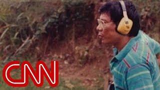 The Philippine president's war on drugs