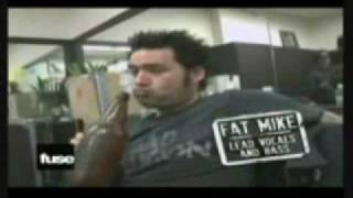 Nofx- I am an alcoholic Coaster 2009