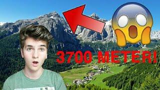 3700 METER HOCH!😱 | Vlog #4