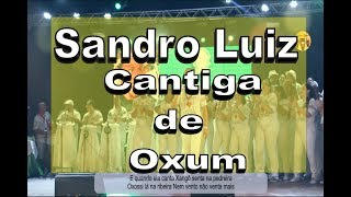 Ponto de Oxum  Oxum, Deusa do ouro e do amor   Sandro luiz   8° Festival Um grito de liberdade