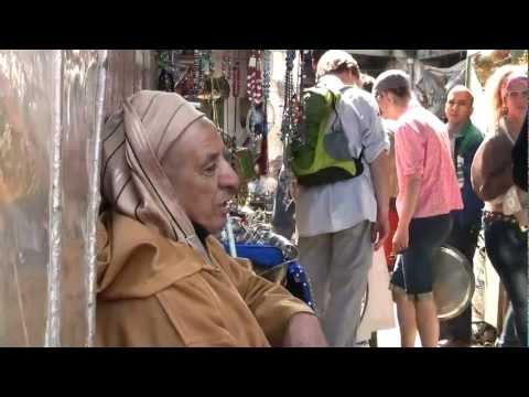 Maroc: VIDEO Marrakech
