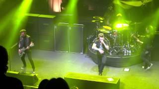 Papa Roach - Burn Live @ Club Nokia 2.13.13