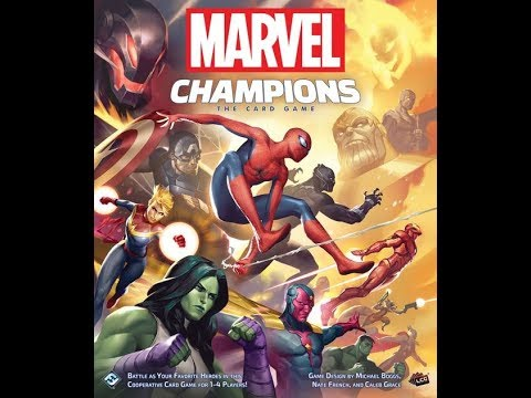 Reseña Marvel Champions: The Card Game