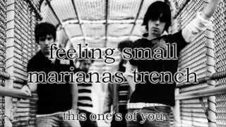 Feeling Small - Marianas Trench [Lyrics]