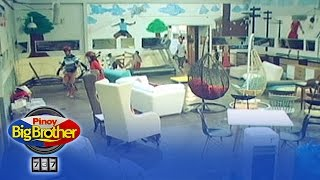 PBB 737 Update: Regular housemates' first task