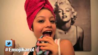 mi primer video karol sevilla