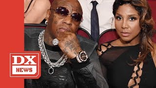 Birdman Crashes Toni Braxton's Live Performance On Stage To Give Her A Hug