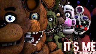[FNAF SFM] It's Me | Six Games. One Story.