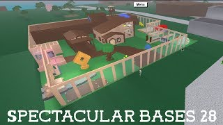 Lumber tycoon 2 Spectacular Bases part 24