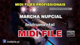 ♬ Midi file  - MARCHA NUPCIAL - Instrumental