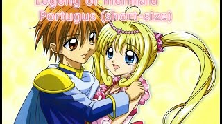Mermaid Melody- Legend of mermaid PT-BR português (Cover)